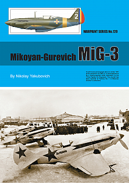 Guideline Publications 129 - Mikoyan-Gurevich  MiG-3