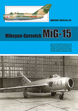 Guideline Publications 120 Mikoyan-Gurevich MIG-15