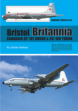 Guideline Publications 125 Bristol Britannia