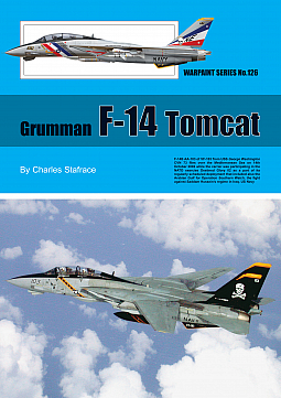 Guideline Publications 126 Grumman F-14 Tomcat Pre Order NOW