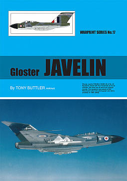 Guideline Publications No 17 Gloster Javelin