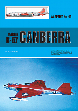 Guideline Publications No 45 Martin B-57 Canberra