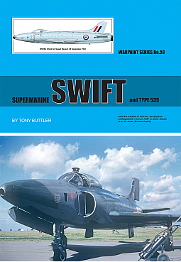 Guideline Publications No 58 Supermarine Swift