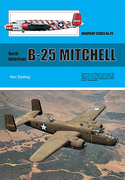 Guideline Publications No 73 North American B-25 Mitchell