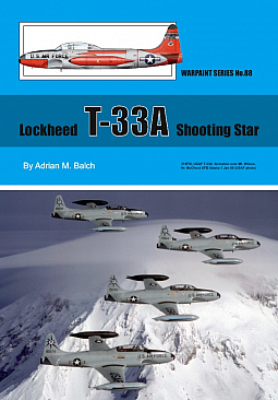 Guideline Publications No 88 Lockheed T-33A Shooting Star