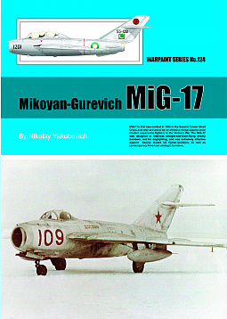 Guideline Publications 124 Mikoyan-Gurevich MiG-17