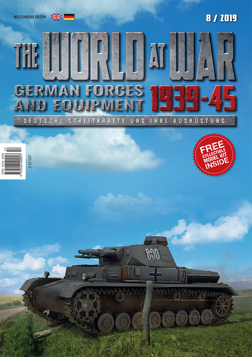 Guideline Publications The World at War - Issue 8 Issue 8